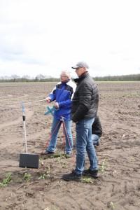2017-04-15 IMG 9033 afstandmeting door Gerhard Croesen Paasbult Den Hool